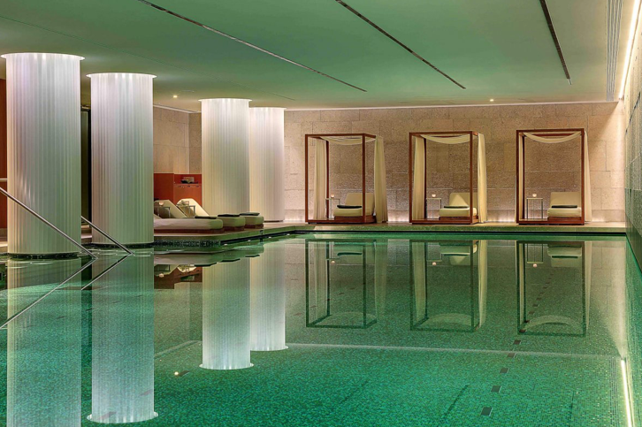 Spas in London The Bulgari Hotel and Residences