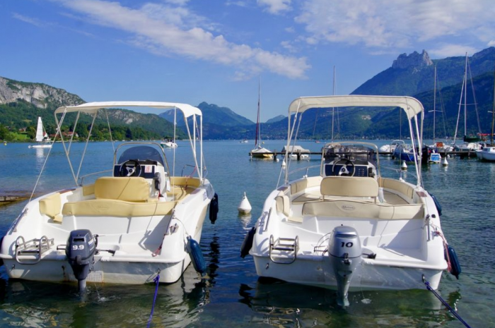Watersports Lake Annecy