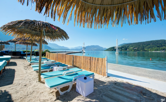 Imperial Beach Club, Lake Annecy