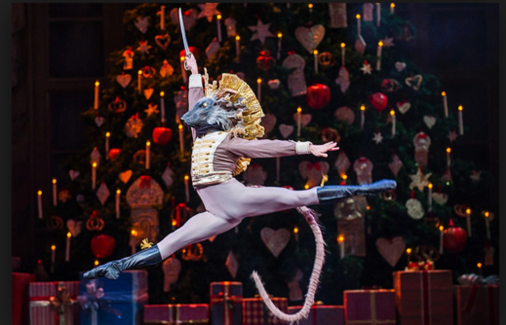 The Royal Ballet's The Nutcracker at the Royal Opera House