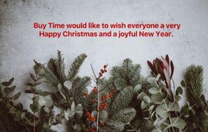 Buy Time Happy Christmas