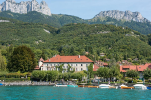 hotel Abbaye de Talloires Lake Annecy