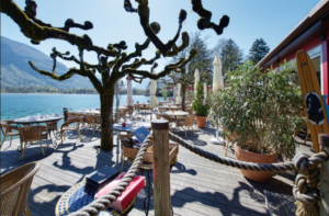 Lake Annecy restaurants Chez Ma Cusine