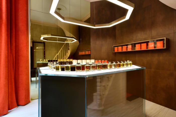 Ormond Jayne, perfumery