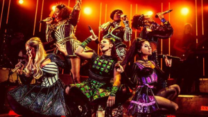 Six: the musical at the Lyric Theatre